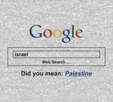 Google Web Search Palestine | Unisex T-Shirt