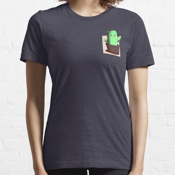 Cute Waving Cacti Essential T-Shirt