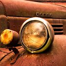 Rusty Truck by Jane Best