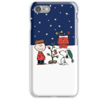 A Charlie Brown Christmas iPhone Case/Skin
