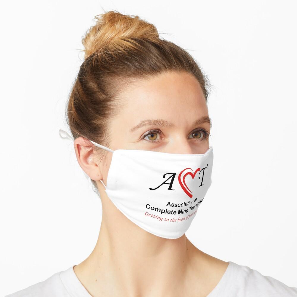 Association of Complete Mind Therapists (ACMT) Logo Mask