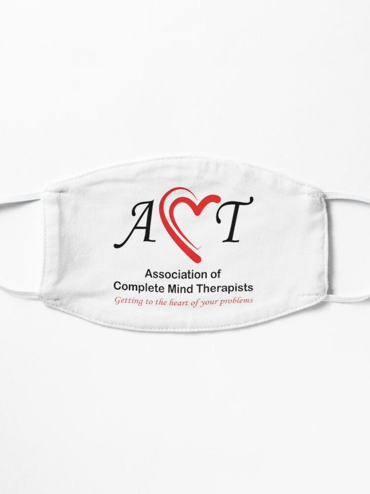 Alternate view of Association of Complete Mind Therapists (ACMT) Logo Mask