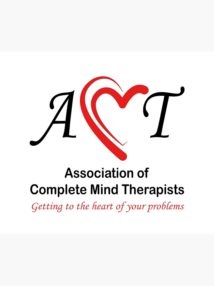 Association of Complete Mind Therapists (ACMT) Logo by harrizon