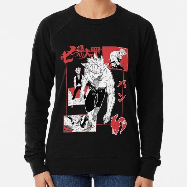 Ban Nanatsu no Taizai Lightweight Sweatshirt