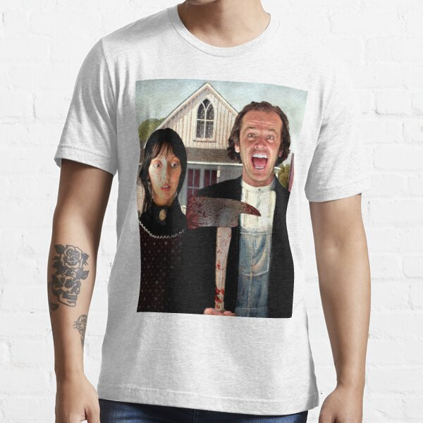 The Shining - American Gothic Colour Essential T-Shirt