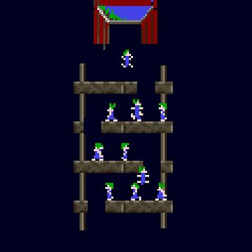 Lemmings #02 by themasrix