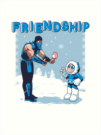COOL FRIENDSHIP by Adams Pinto