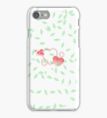 love can be found anywhere. iPhone Case/Skin