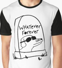 Whatever Forever Graphic T-Shirt
