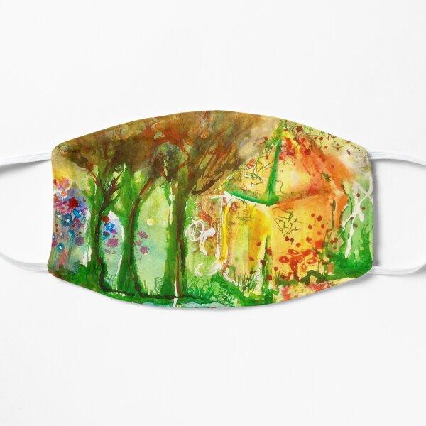 Fantasy Garden  Flat Mask