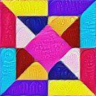 DeepDream Color Squares Visual Areas 5x5K v1447942584 by blackhalt