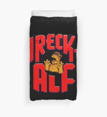 Wreck it Alf Duvet Cover