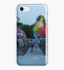 Commemoration of the Korean War iPhone Case/Skin