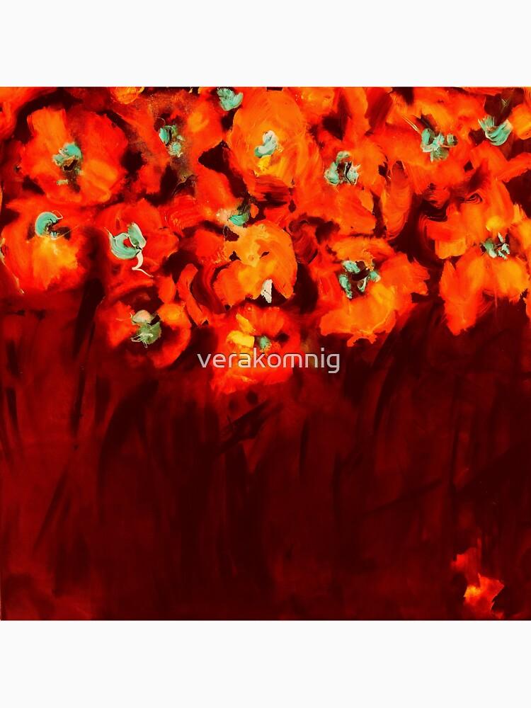 Habibiflo orange by verakomnig