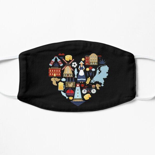 Netherlands Holland Souvenir Mask