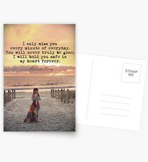 March 2013 - Lost For Words Postcards