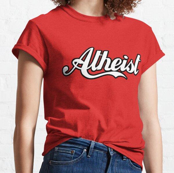 Atheist Cola Logo  Classic T-Shirt