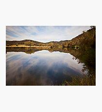Reflections at Bedlam Photographic Print