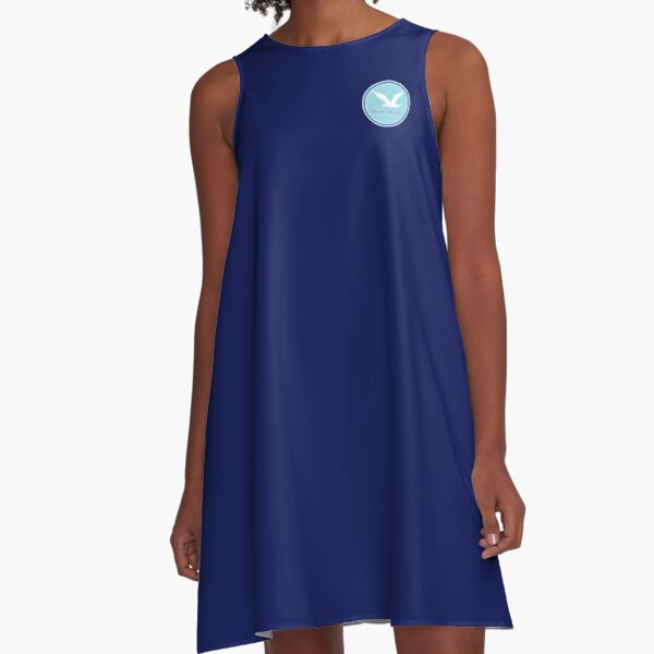 Follow the Gull small icon A-Line Dress