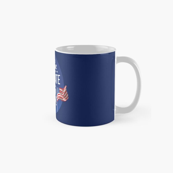 Today we celebrate happy 4th! Classic Mug
