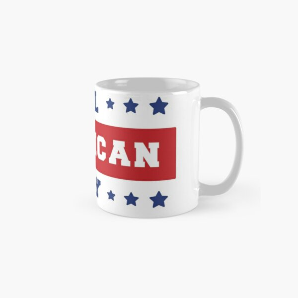 All american boy Classic Mug