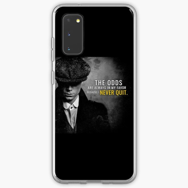 Peaky Blinders - The odds are in my favor Samsung Galaxy Soft Case
