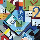 Monopoly by Bill Chodubski
