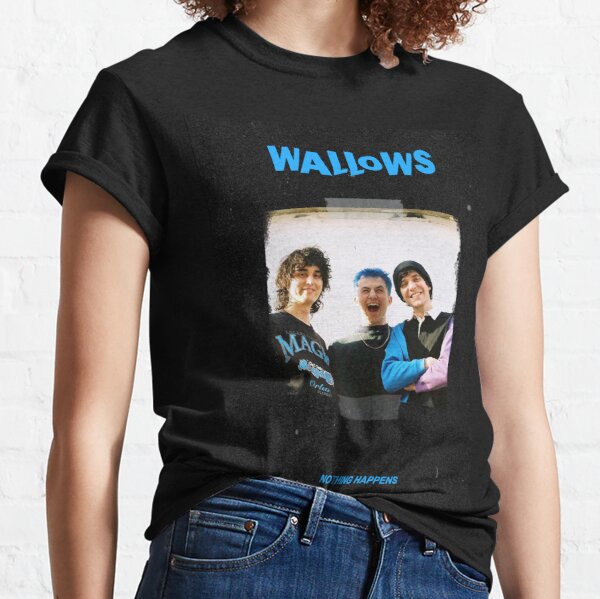 Banda de Wallows Camiseta clásica