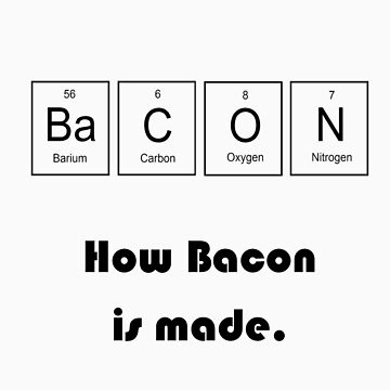 BACON!!! by biskuit