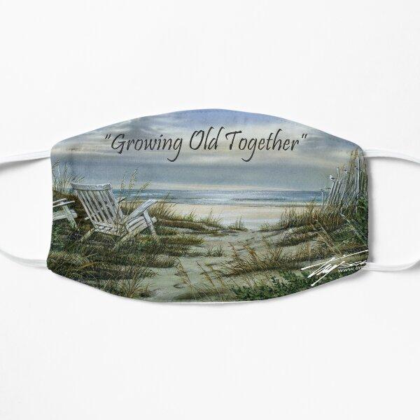 Growing Old Together Mask