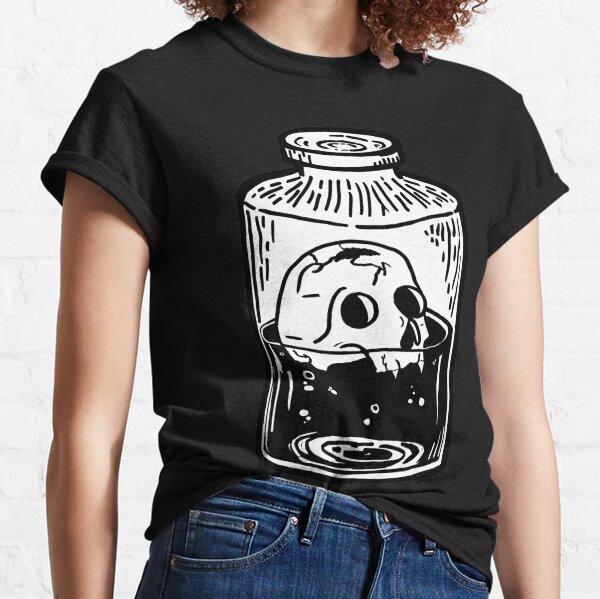 Doge Skull In Jar Classic T-Shirt