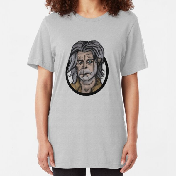 There Are Other Worlds Slim Fit T-Shirt