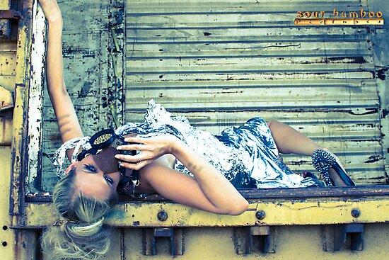 steampunk foil by malek haneen