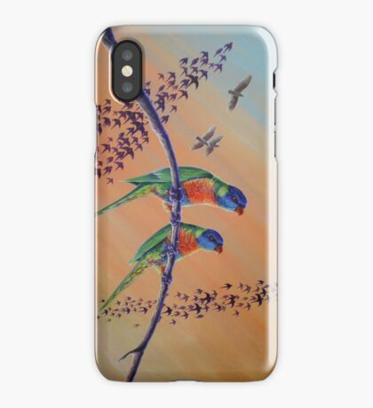 Dawn Chorus iPhone Case