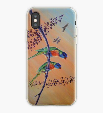 Dawn Chorus iPhone Case