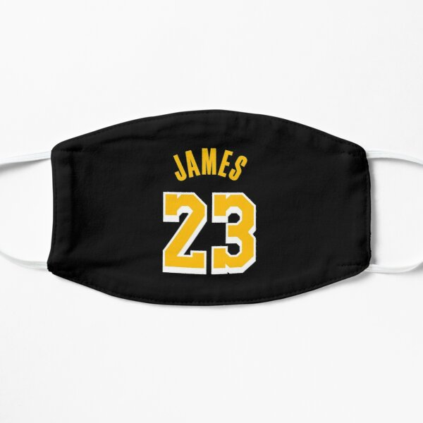 "Lebron James ""23"" Flat Mask"