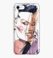 Grace Jones iPhone Case/Skin