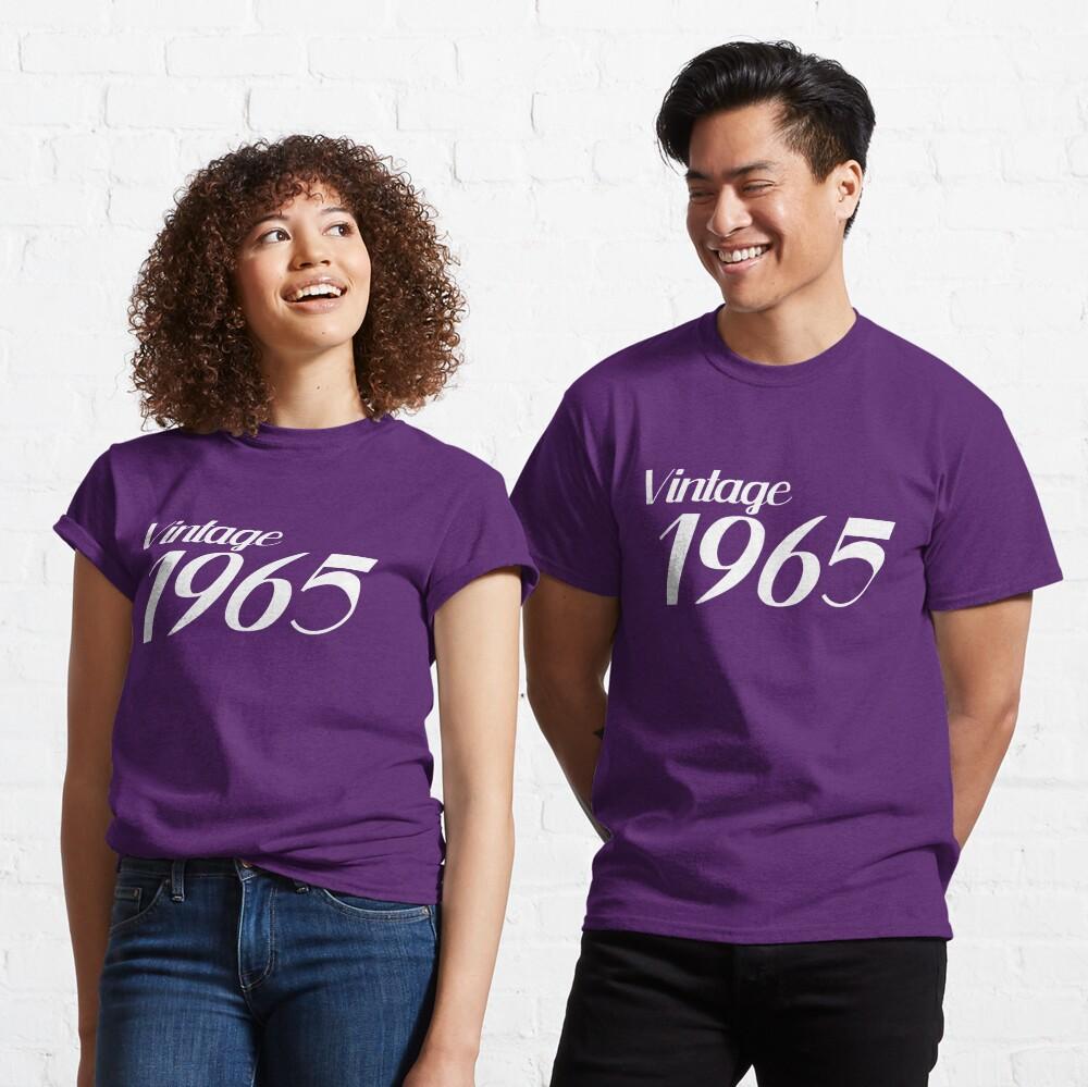 Vintage Baujahr 1965 Classic T-Shirt