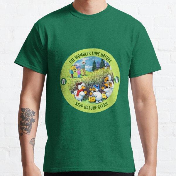 The Wombles Classic British - The Wombles t shirt - The Wombles Kids t shirt - The Wombles Tote Bag Classic T-Shirt