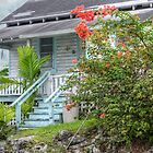 Wooden House on Montrose Avenue in Nassau, The Bahamas by Jeremy Lavender Photography