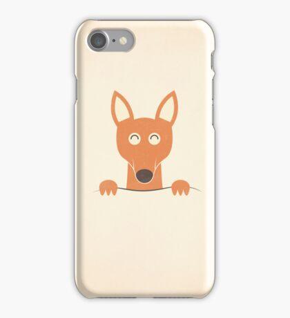 Pocket Kangaroo iPhone Case/Skin