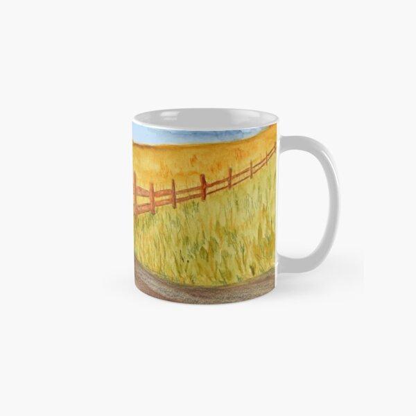 Fire on the Horizon Classic Mug