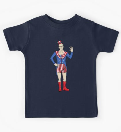 Patriotic Dean Kids Clothes