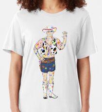 Paintball Dean Slim Fit T-Shirt