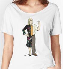 Dualidean Women's Relaxed Fit T-Shirt