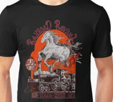 """Iron Horse"" RailRoad Revival Tour 2012 T-shirt Unisex T-Shirt"