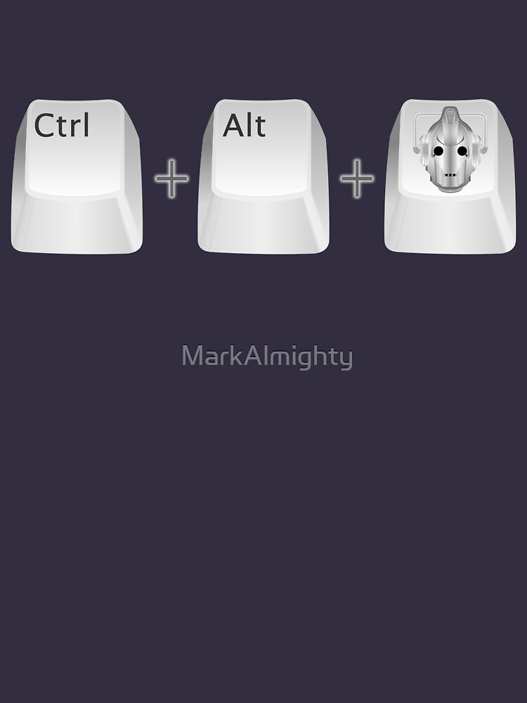 Ctl+Alt+Del by MarkAlmighty