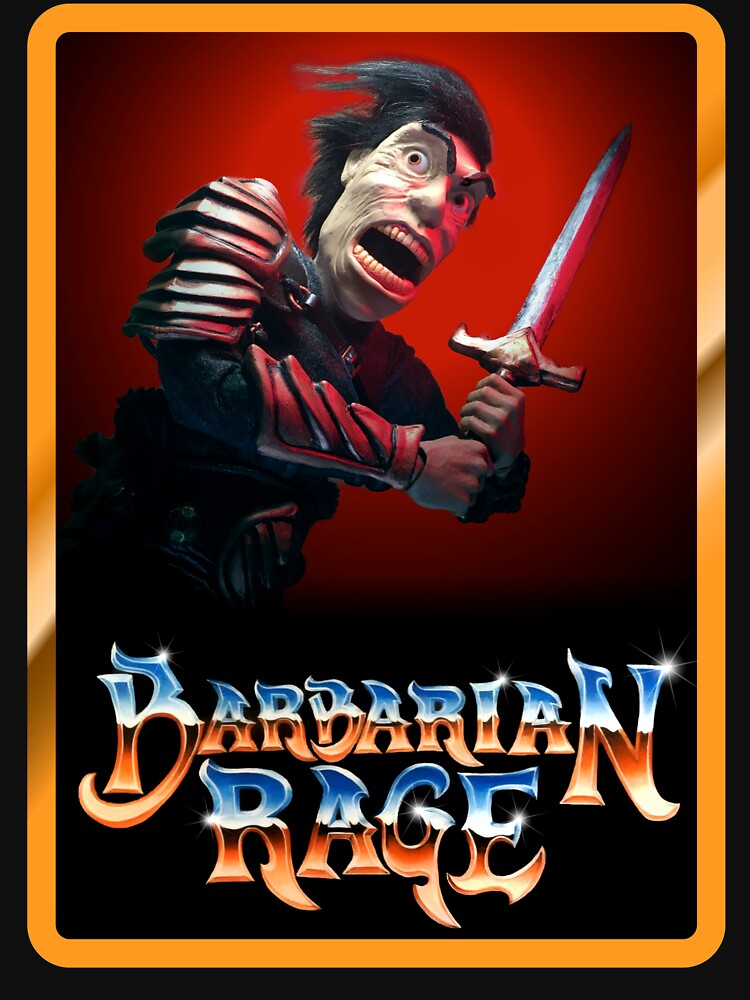 Kilgarr The Barbarian by BarbarianRage