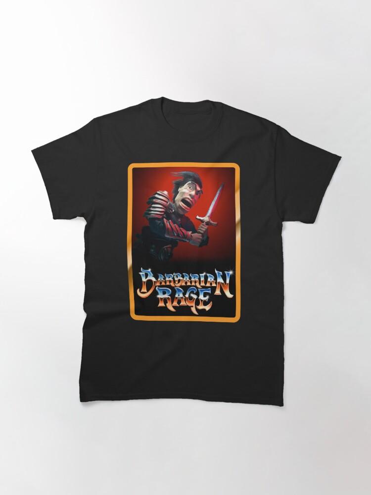 Alternate view of Kilgarr The Barbarian Classic T-Shirt