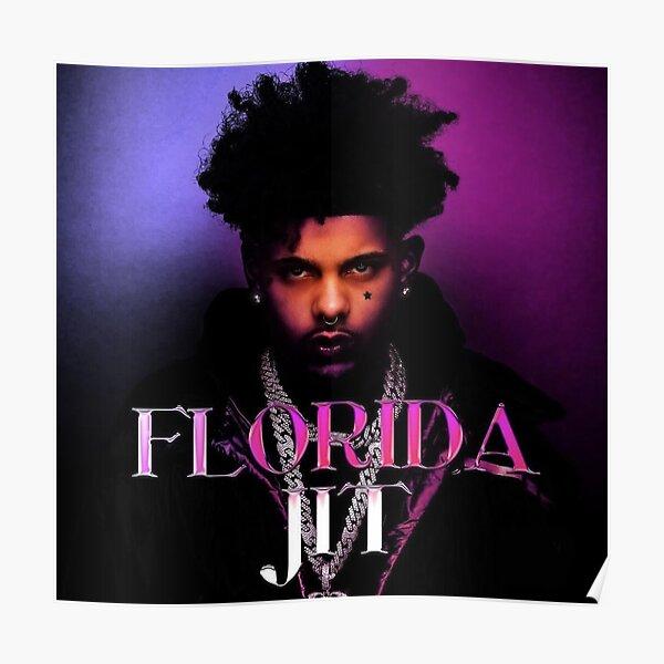 Poster Smokepurpp Florida JIT Cover Poster